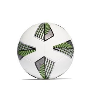 Balón adidas Tiro League J290 talla 5 - Balón de fútbol adidas Team Junior 290g talla 5 - blanco y verde - trasera