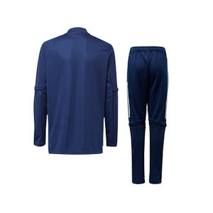 Chándal adidas niño Condivo 20 - Chándal de fútbol infantil adidas - azul marino, negro