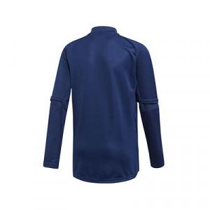 Chaqueta adidas Condivo 20 niño - Chaqueta de entrenamiento de fútbol infantil adidas - azul marino - trasera