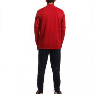 Chándal adidas Condivo 20 entrenamiento - Chándal de entrenamieno de fútbol adidas - rojo, azul marino