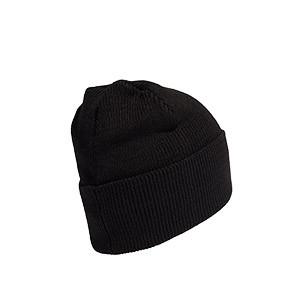 Gorro adidas Tiro woolie niño - Gorro de invierno infantil adidas - negro