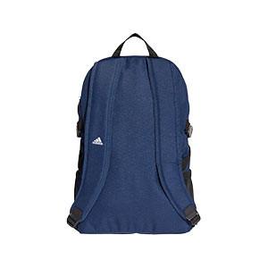 Mochila adidas Tiro - Mochila de deporte adidas (48,5 x 33 x 18 cm) - azul marino - trasera