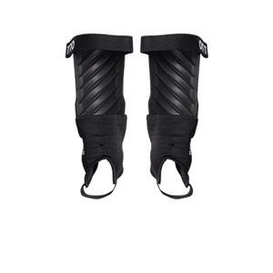 Espinilleras adidas Tiro Match - Espinilleras de fútbol adidas con tobillera protectora - blancas