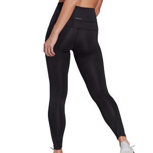 Mallas adidas Feel Brilliant mujer - Mallas largas compresivas de entrenamiento para mujer adidas - negras