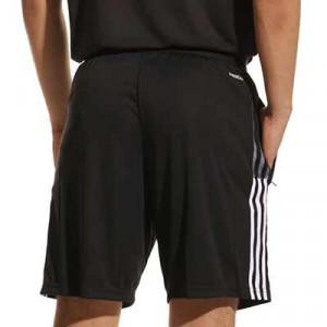 Short adidas Tiro 21 - Pantalón corto adidas - negro - completa trasera