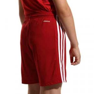 Short adidas Squadra 21 niño - Pantalón corto infantil adidas - rojo - hover