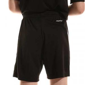 Short adidas Squadra 21 niño - Pantalón corto infantil adidas - negro - completa trasera