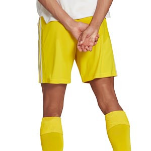 Short adidas Squadra 21 - Pantalón corto adidas - amarillo