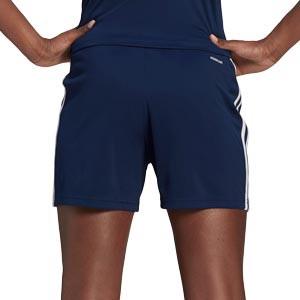 Short adidas Squadra 21 mujer - Pantalón corto de mujer adidas - azul marino