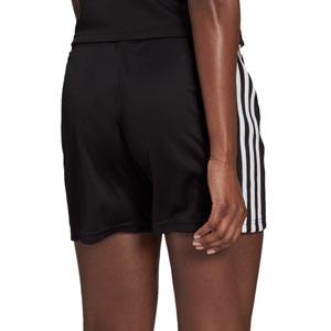 Short adidas Squadra 21 mujer - Pantalón corto de mujer adidas - negro
