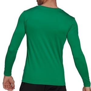 Camiseta adidas Team - Camiseta entrenamiento compresiva manga larga adidas Team - verde oscura