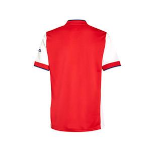 Camiseta adidas Arsenal niño 2021 2022 - Camiseta infantil primera equipación adidas Arsenal FC 2021 2022 - roja y blanca