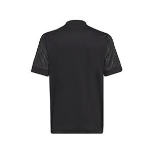 Camiseta adidas 2a Juventus niño 2021 2022 - Camiseta adidas infantil segunda equipación Juventus 2021 2022 - negra