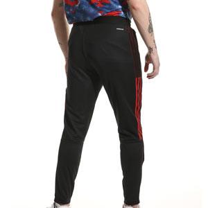 Pantalón adidas Bayern entrenamiento - Pantalón largo de entrenamiento adidas del Bayern de Múnich - negro - completa trasera