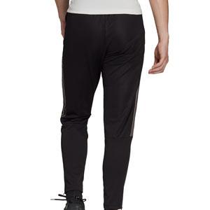 Pantalón adidas Juventus entrenamiento - Pantalón largo de entrenamiento adidas de la Juventus - negro - trasera
