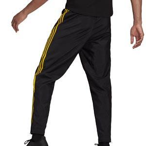 Pantalón adidas United Icon - Pantalón de chándal adidas del Manchester United - negro