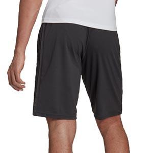 Short adidas Real Madrid Travel - Pantalón corto de paseo adidas del Real Madrid CF - gris oscuro