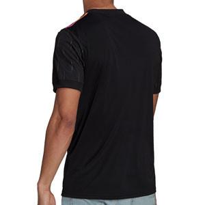 Camiseta adidas Juventus 2a 2021 2022 - Camiseta segunda equipación adidas de la Juventus 2021 2022 - negra