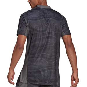 Camiseta adidas Condivo GK 21 - Camiseta de portero de manga corta adidas - gris - trasera