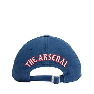 Gorra adidas Arsenal Dad niño - Gorra adidas del Arsenal infantil - azul marino