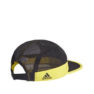 Gorra adidas Juventus Sport Performance - Gorra adidas de la Juventus - negra, amarilla