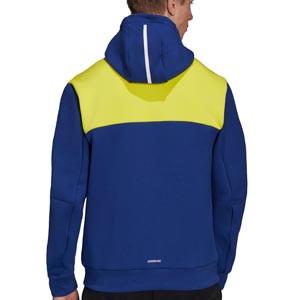 Chaqueta adidas Juventus ZNE - Chaqueta con capucha adidas Juventus - azul