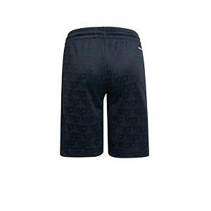 Short adidas Salah niño Icon - Pantalón corto infantil adidas de Mohamed Salah - azul marino