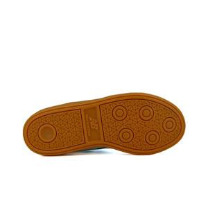New Balance Audazo v5+ Control jr IN velcro - Zapatillas de fútbol sala infantiles New Balance suela lisa IN - blancas