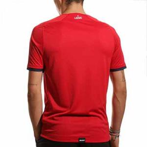 Camiseta New Balance Lille 2021 2022 - Camiseta primera equipación New Balance del Lille 2021 2022 - roja