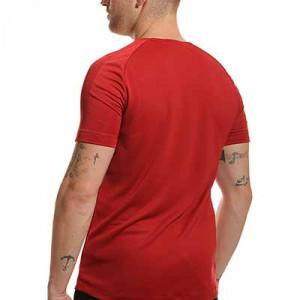 Camiseta New Balance AS Roma entrenamiento - Camiseta de entrenamiento New Balance de la AS Roma - granate