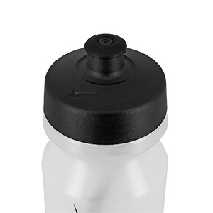 Botellín Nike Big Mouth - Bidón Nike Big Mouth 650 ml - blanco - detalle