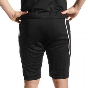 Short Rinat portero Moyá - Pantalón corto acolchado de portero Rinat - negro