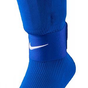 Cinta sujeta espinilleras Nike Guard Stay II - Guard Stay II Nike para sujeción de espinilleras - azul - detalle