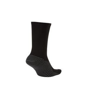 Calcetines media caña Nike Squad - Calcetines media caña para entrenamiento fútbol Nike - negros - trasera