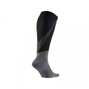 Calcetines Nike Elite OTC - Calcetines deportivos Nike - negros - trasera