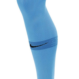 Medias Nike Matchfit OTC - Medias de fútbol Nike Matchfit OTC - azul celeste - frontal