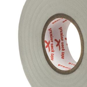 Tape 19mm Premier Sock blanco - Cinta elástica sujeta medias (1,9 cm x 33 m) - blanco - frontal