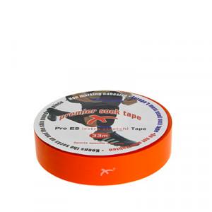 Tape 19mm Premier Sock naranja - Cinta elástica sujeta medias (1,9 cm x 33 m) - naranja