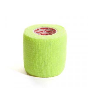 Esparadrapo Premier Sock Goalkeeper Tape - Esparadrapo de protección para porteros Premier Sock Tape - amarillo flúor - detalle
