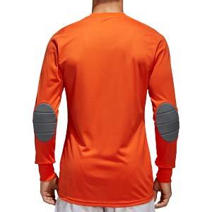 Camiseta portero adidas Assita 17 GK - Camiseta de portero de manga larga acolchada adidas - naranja - trasera