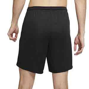 Short Nike Dri-Fit Park 3 - Pantalón corto de entrenamiento Nike - negro - trasera