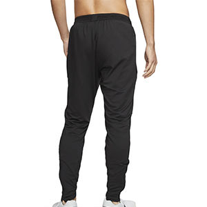 Pantalón Nike Dry Strike - Pantalón largo de entrenamiento Nike - negro - trasera