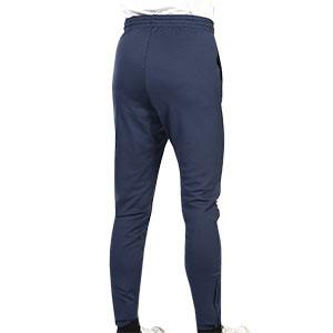 Pantalón Nike Inglaterra 2020 2021 Strike - Pantalón chándal Nike selección inglesa 2020 2021 - azul marino - trasera