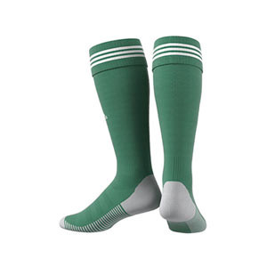 Medias adidas Adisock 18 - Medias de fútbol adidas - verdes - trasera