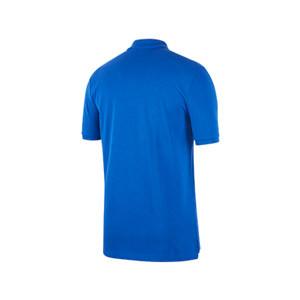 Polo Nike Holanda Modern GSP - Polo oficial Nike de la selección holandesa - azul - trasera