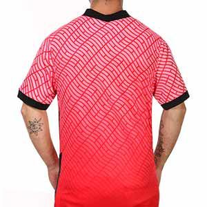 Camiseta Nike Korea Stadium 2020 - Camiseta primera equipación selección Corea del Sur Nike 2020 - rosa - trasera