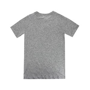 Camiseta algodón Nike Atlético niño Ignite - Camiseta algodón infantil Nike del Atlético de Madrid - gris - trasera
