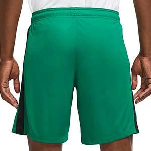Short Nike Nigeria 2020 2021 Stadium - Pantalón corto primera equipación Nike selección de Nigeria 2020 2021 - verde - trasera