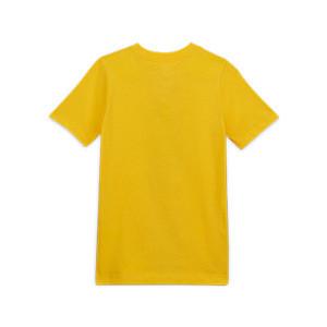 Camiseta Nike Barcelona niño El Clásico - Camiseta de algodón infantil Nike del FC Barcelona - amarilla - trasera