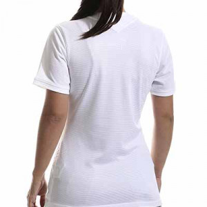 Camiseta Nike Tottenham 2021 2022 mujer Dri-Fit Stadium - Camiseta mujer primera equipación Nike del Tottenham Hotspur 2021 2022 - blanca - hover trasera
